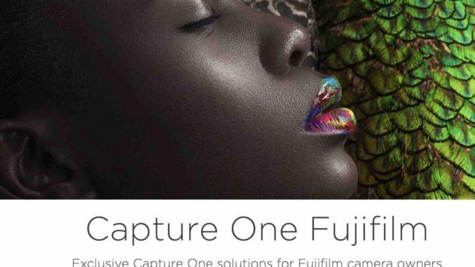 Capture ONE je nyní dostupný pro FUJIFILM (ve verzi Express