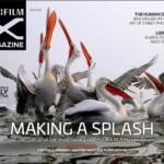 nový fujifilm X časopis  ( v angličtině)